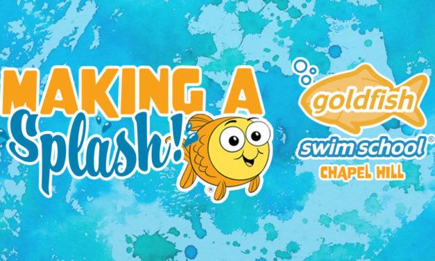 'Making A Splash' with Goldfish Swim School: Create a Routine