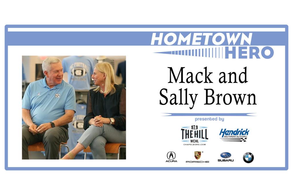 Hometown Heroes: Mack and Sally Brown