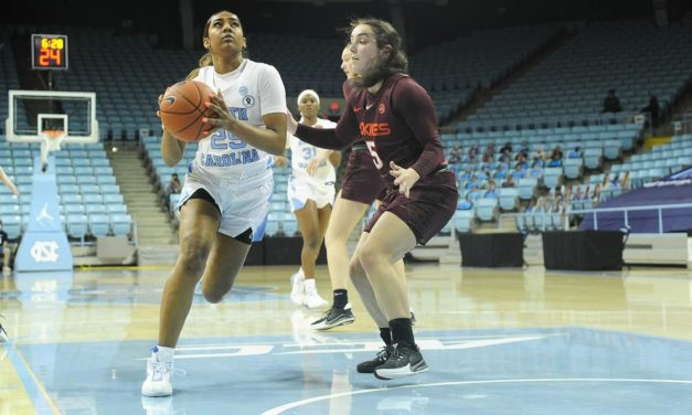 Deja Kelly Earns Second Consecutive ACC Women's Basketball Freshman of the Week Honor