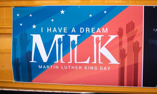 Photo Gallery: Hillsborough, Orange County Celebrate MLK Day with Drive-Thru Parade