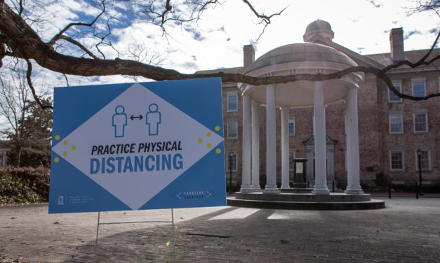 UNC Leadership Shares Latest Fall 2021 Reopening Plans