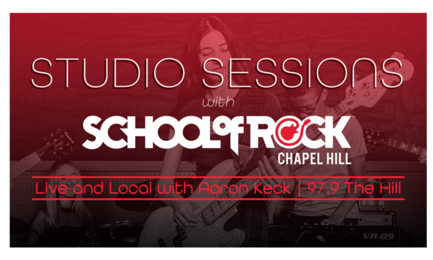 Studio Sessions with the School of Rock Chapel Hill: Songwriters!