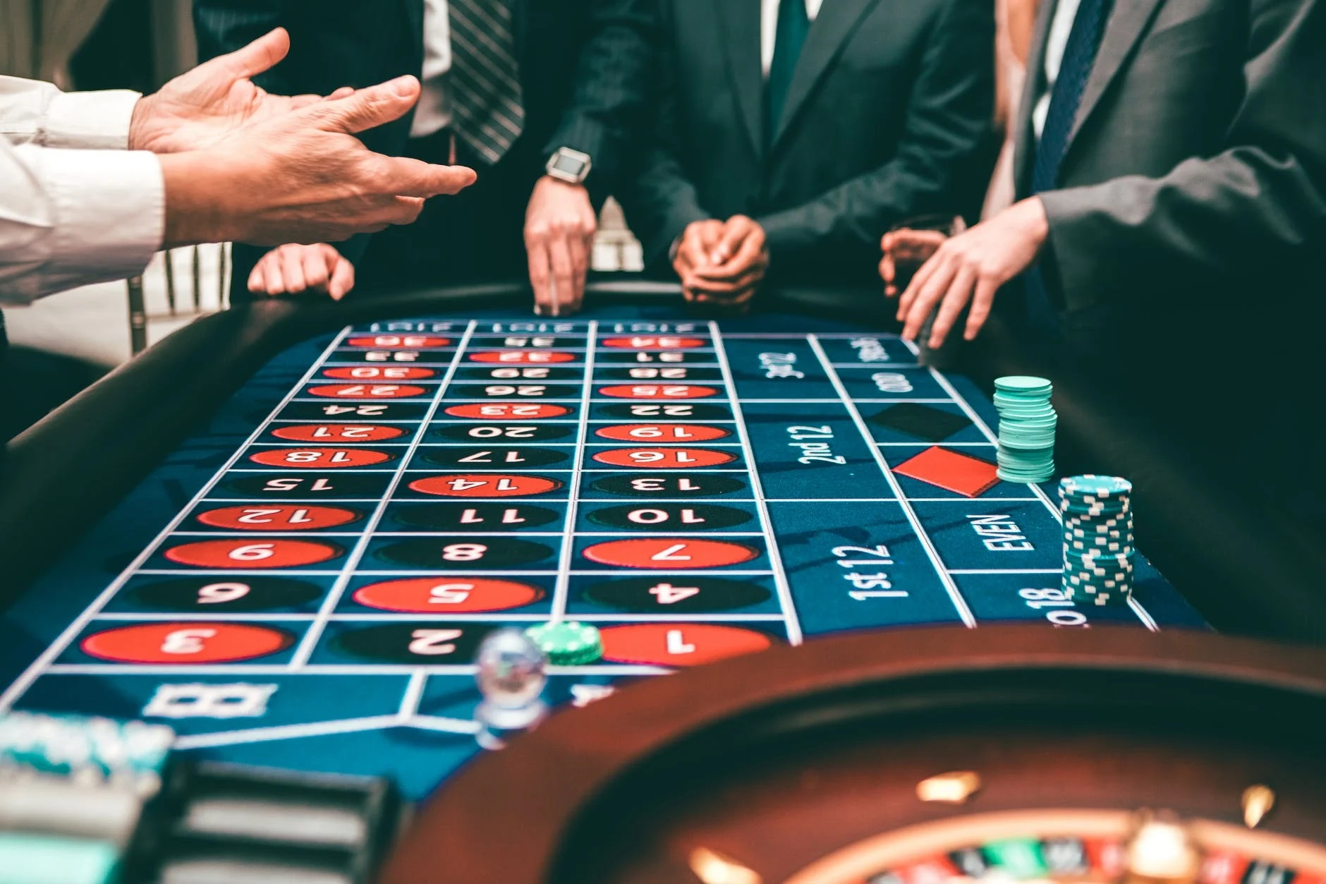 Small Business, Big Lessons®: What Entrepreneurs Can Learn From Roulette -  Chapelboro.com