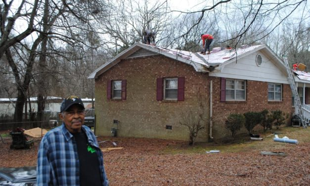 Hillsborough Veteran Receives New Roof Through Special Project