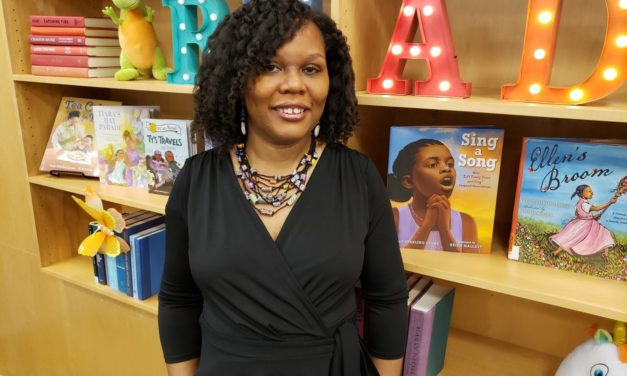This Human Way: As She Sings She Writes, With Kelly Starling Lyons