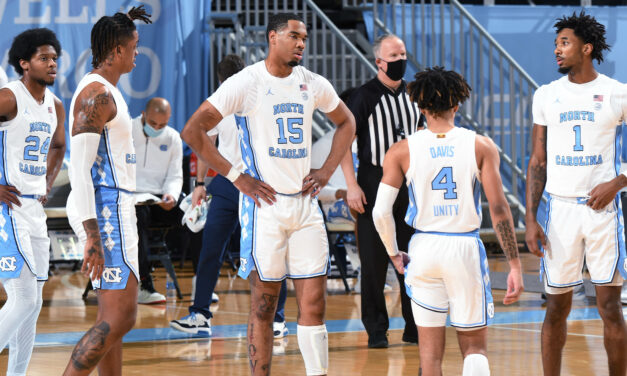 UNC Basketball Adds Game Against Marquette for Feb. 24