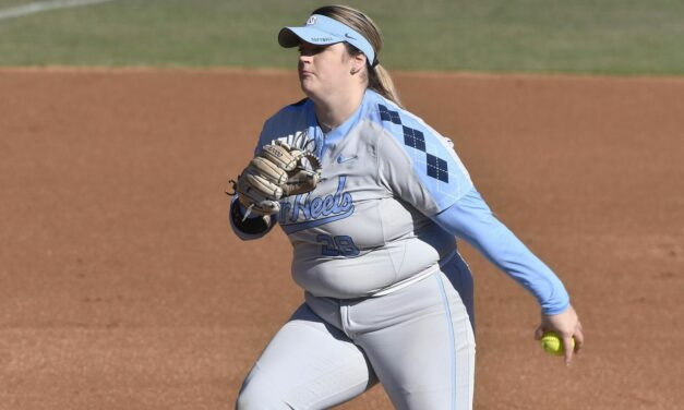 UNC Softball Comes From Behind Sunday to Win Series Over Syracuse