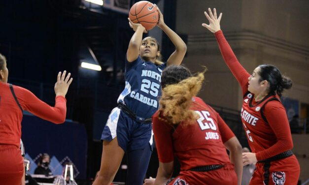 Women's Basketball: No. 4 NC State Avoids Another Upset Loss Against UNC