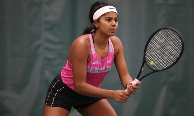 No. 1 UNC Women's Tennis Beats No. 14 Virginia, Sets New Program Record With 28th Straight Victory