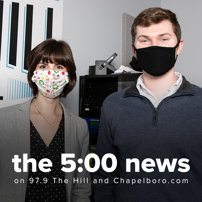 The 5:00 News