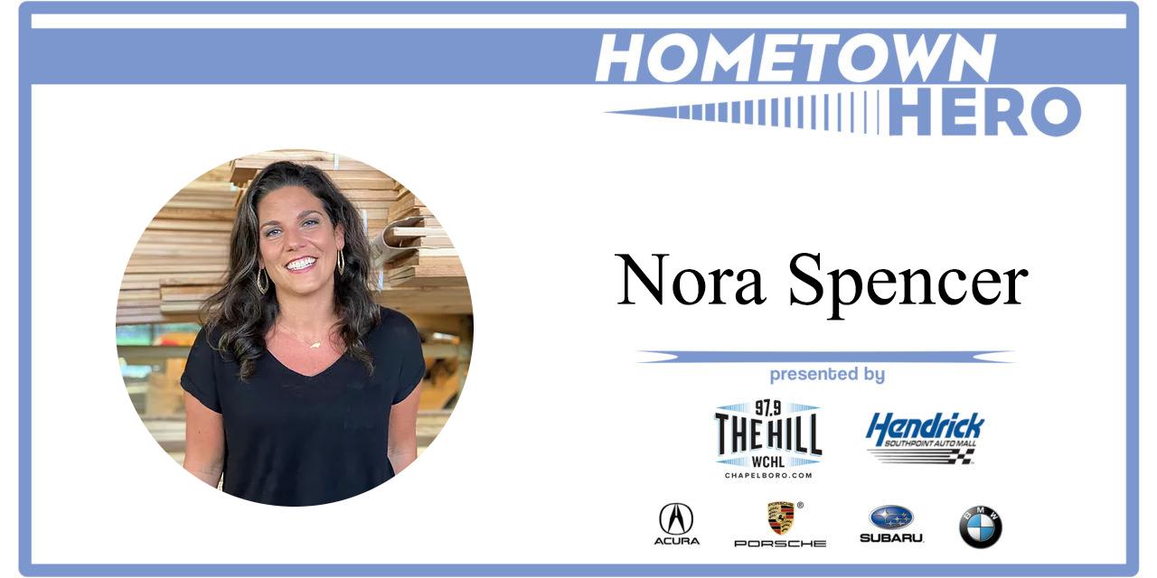 Hometown Hero: Nora Spencer from Hope Renovations