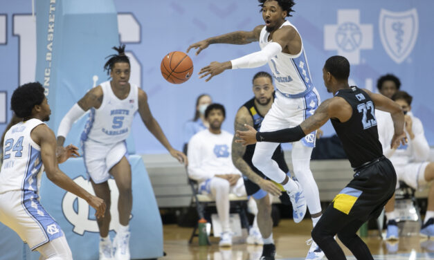 UNC Falls Flat Against Marquette, Unable to Deliver Williams' 900th Win