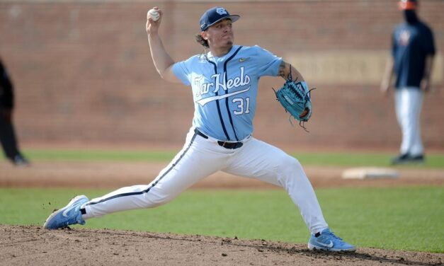 UNC Baseball Drops Series Finale Against No. 2 Virginia, Suffers First Loss of 2021
