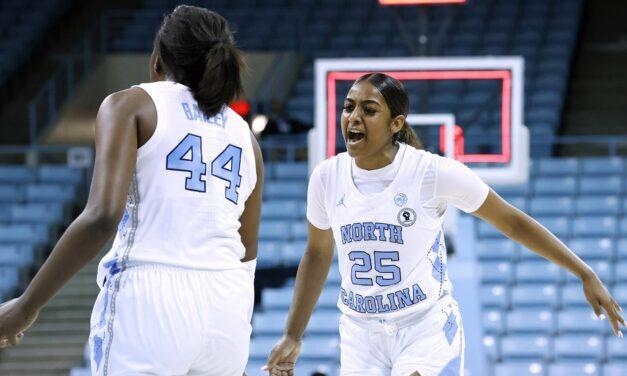 UNC's Janelle Bailey, Deja Kelly Earn All-ACC Women's Basketball Honors