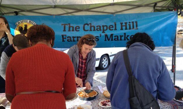 Nonprofit Spotlight: Chapel Hill Farmers' Market