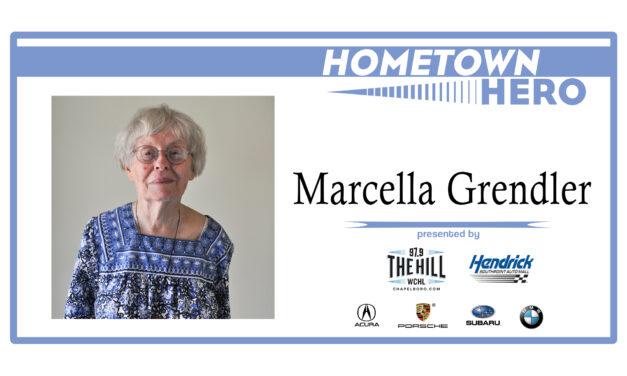 Hometown Hero: Marcella Grendler from the North Carolina Botanical Garden