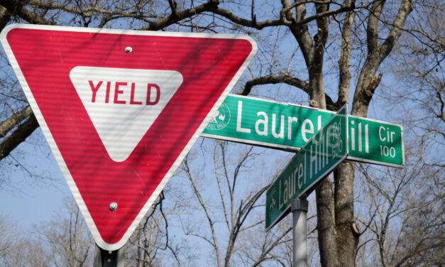 Chapel Hill Adding New Traffic Signs to Laurel Hill Road After Recent Injury