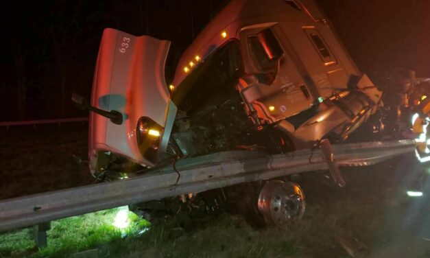 Truck Crash Leads to Morning Delays, Road Closures on I-85 in Hillsborough