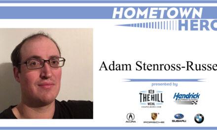 Hometown Hero: Adam Stenross-Russell