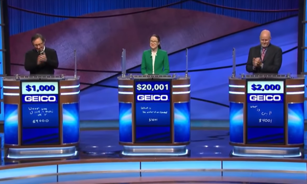 A Carrboro Resident and UNC Research Director is The Latest 'Jeopardy!' Champion