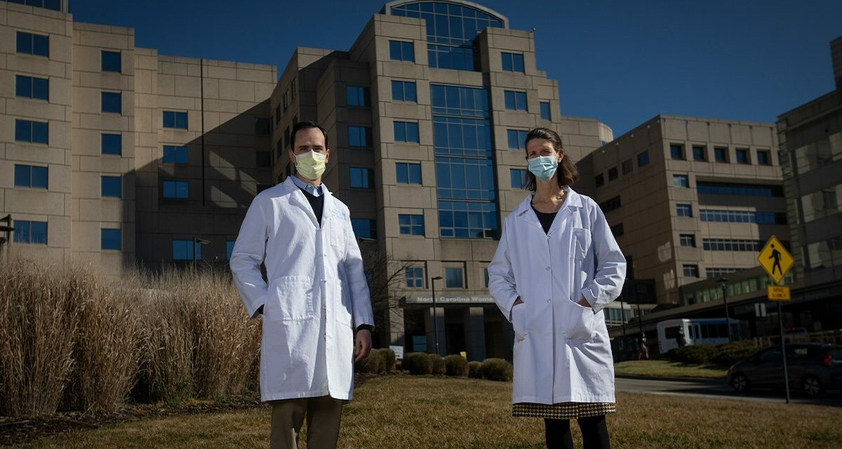 UNC Clinic Helps COVID-19 Survivors With Persistent Symptoms