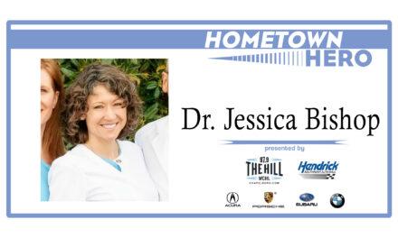 Hometown Hero: Dr. Jessica Bishop