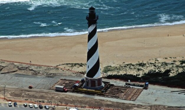 One On One: Quirky Characters Save The Hatteras Lighthouse