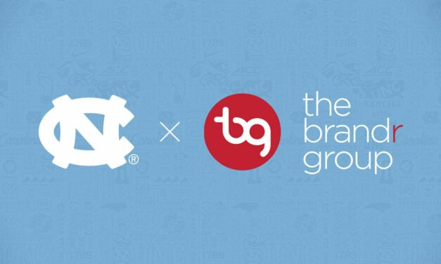 UNC, Brandr Group Launch First Licensing Program for Current Student-Athletes