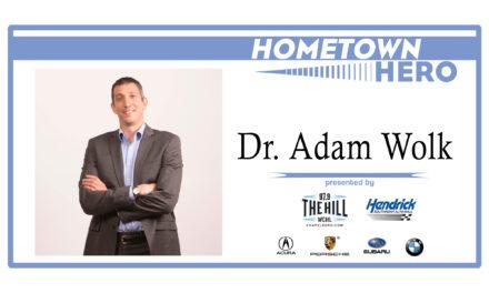 Hometown Hero: Dr. Adam Wolk
