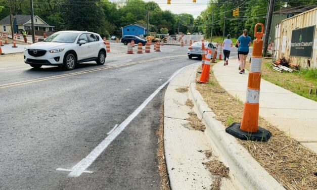 NCDOT: Traffic Shift Set for Tuesday at Carrboro Roundabout