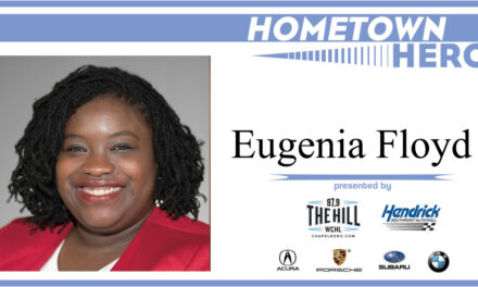 Hometown Hero: Eugenia Floyd from Mary Scroggs Elementary