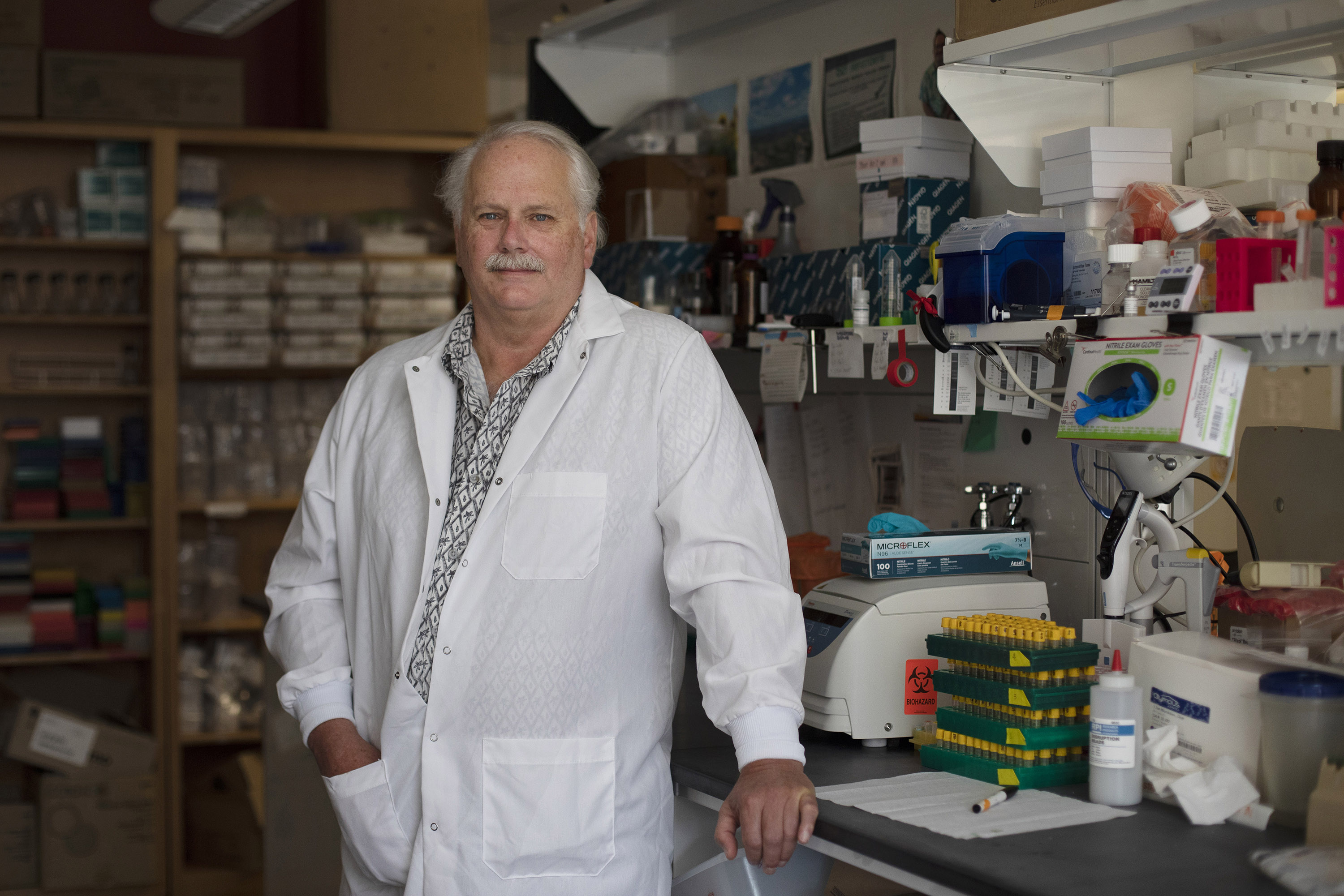 Ralph Baric, 3 Other UNC Researchers Chosen for National Academy of Sciences