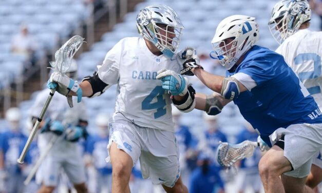 UNC Men's Lacrosse Earns Top Overall Seed for NCAA Tournament