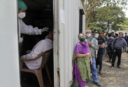 Scientists Race To Study Variants in India as Cases Explode