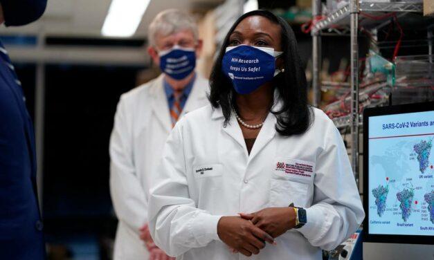 Kizzmekia Corbett Joins Harvard's School of Public Health as Assistant Professor, Researcher