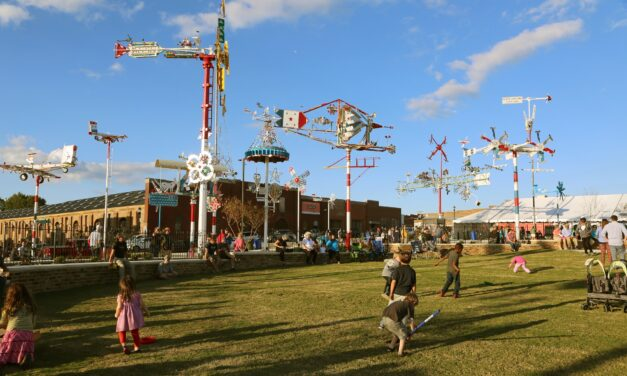 One on One: Whirligigs to the Rescue
