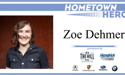 Hometown Hero: Zoe Dehmer from Carrboro United