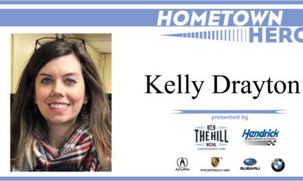 Hometown Hero: Kelly Drayton from the Town of Chapel Hill