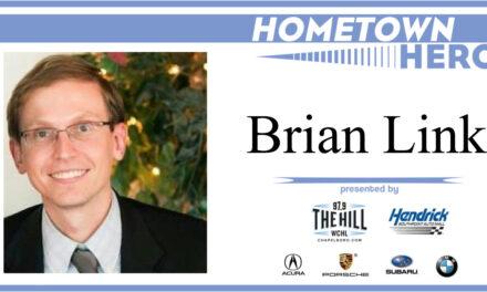 Hometown Hero: Brian Link from East Chapel Hill High School