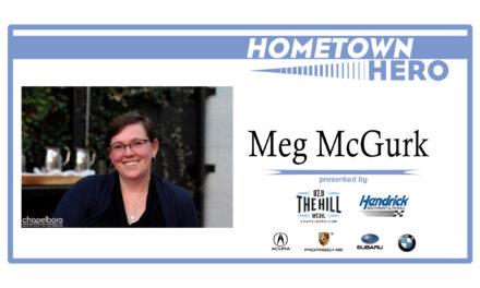 Hometown Hero: Meg McGurk from the Town of Chapel Hill