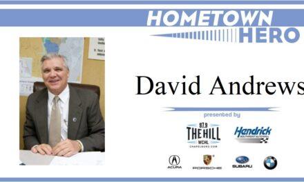 Hometown Hero: David Andrews
