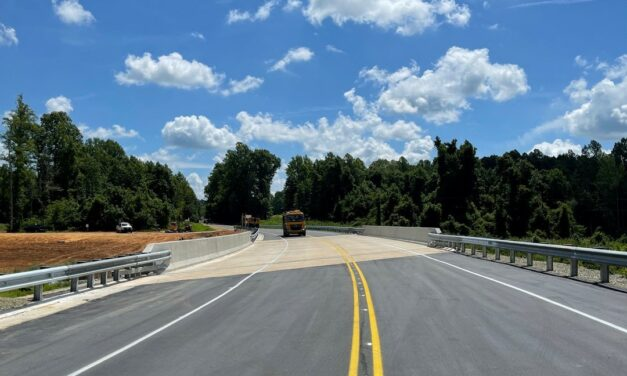 Hillsborough: Carr Store Road Reopens as Reservoir Expansion Nears Completion