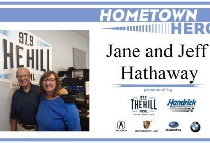 Hometown Heroes: Jane and Jeff Hathaway