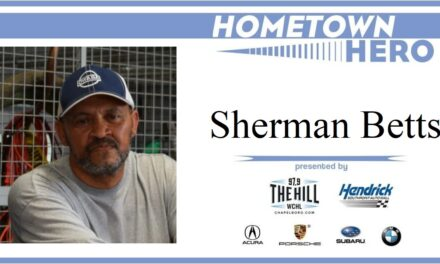 Hometown Hero: Sherman Betts