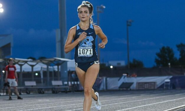 Thirteen UNC Track and Field Athletes Earn USTFCCA Academic Honor