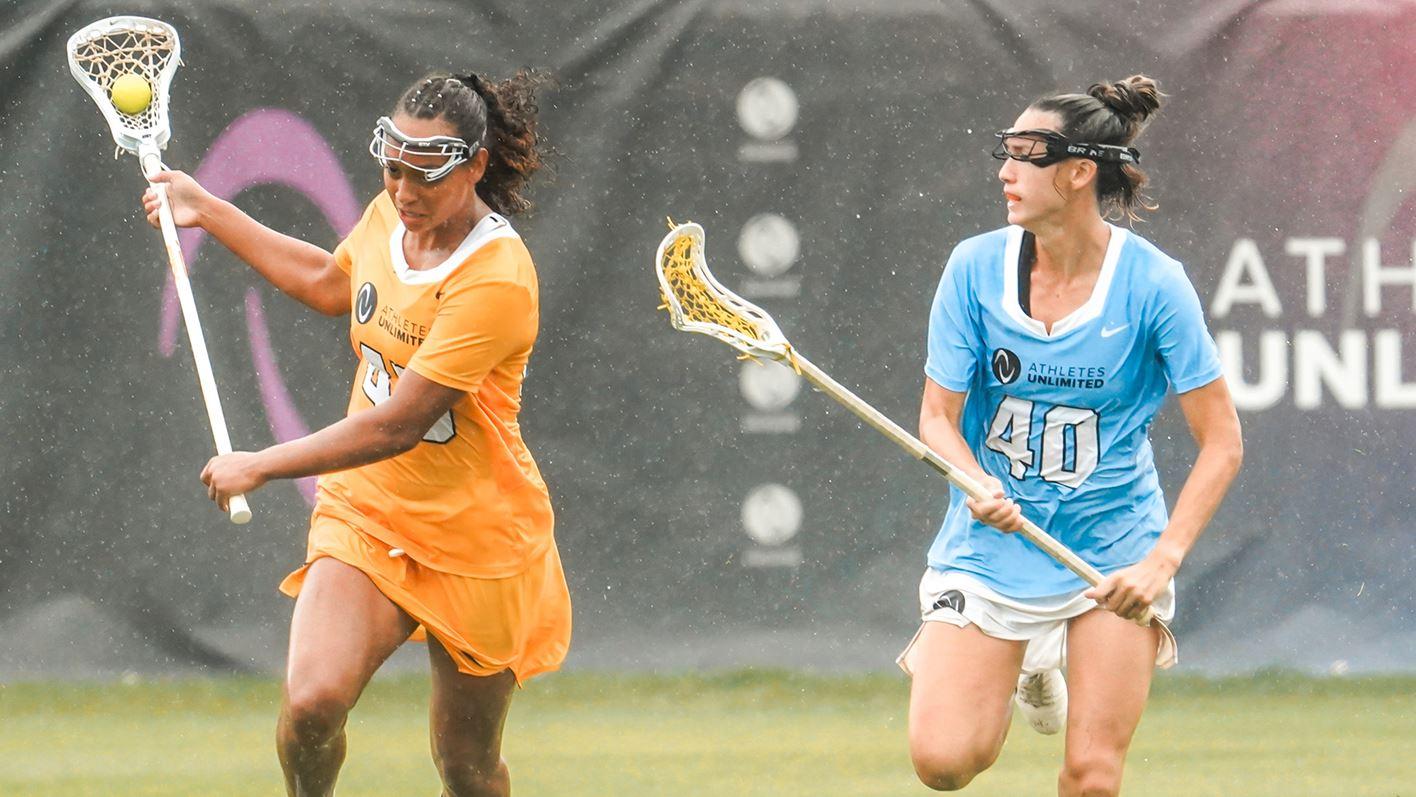 Former UNC Standouts Starring in New Women's Lacrosse League