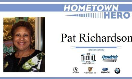 Hometown Hero: Pat Richardson