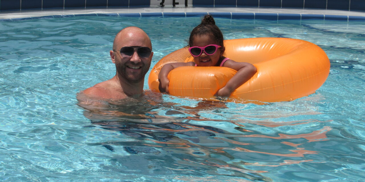 Right as Rain: Learning to Swim, and Anything Else