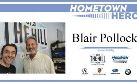 Hometown Hero: Blair Pollock