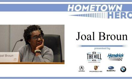 Hometown Hero: Joal Broun